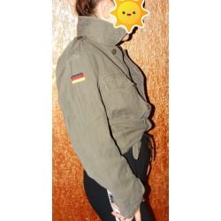 gebr. Bundeswehr Feldjacke...